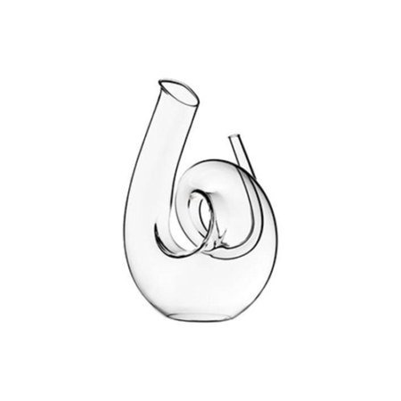 Riedel Decanter Curly KLAR glas karaffel