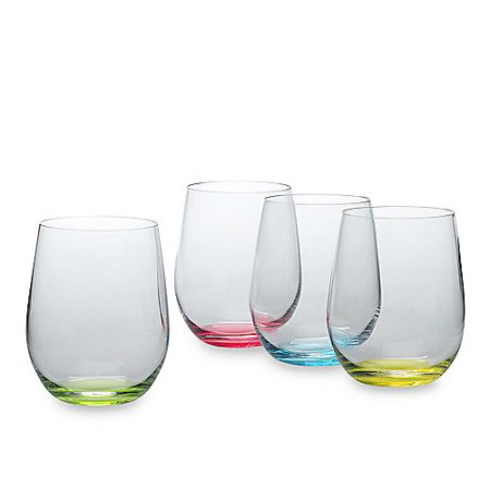 Riedel the o Wine tumbler happy o